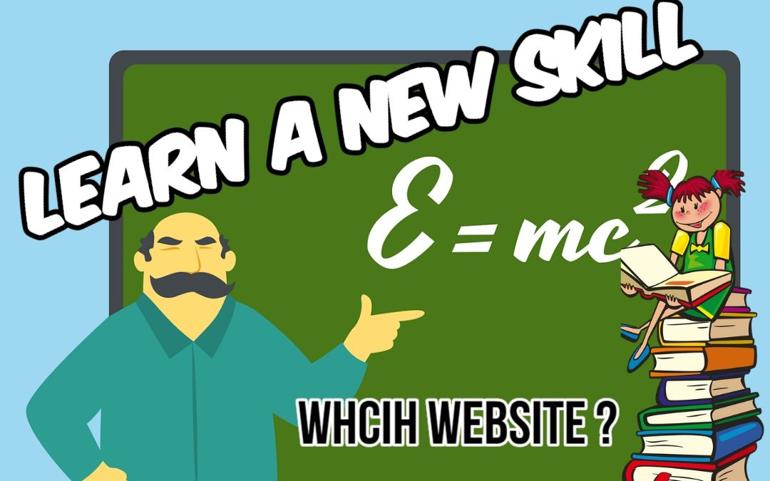 Top 5 best websites to learn a new skill